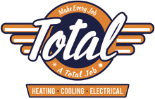 Total Heating, Cooling and Electrical logo