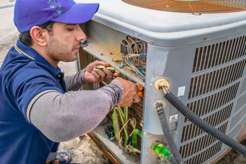 Best AC Unit Repair Leonard, Michigan